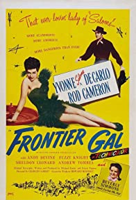 Primary photo for Frontier Gal