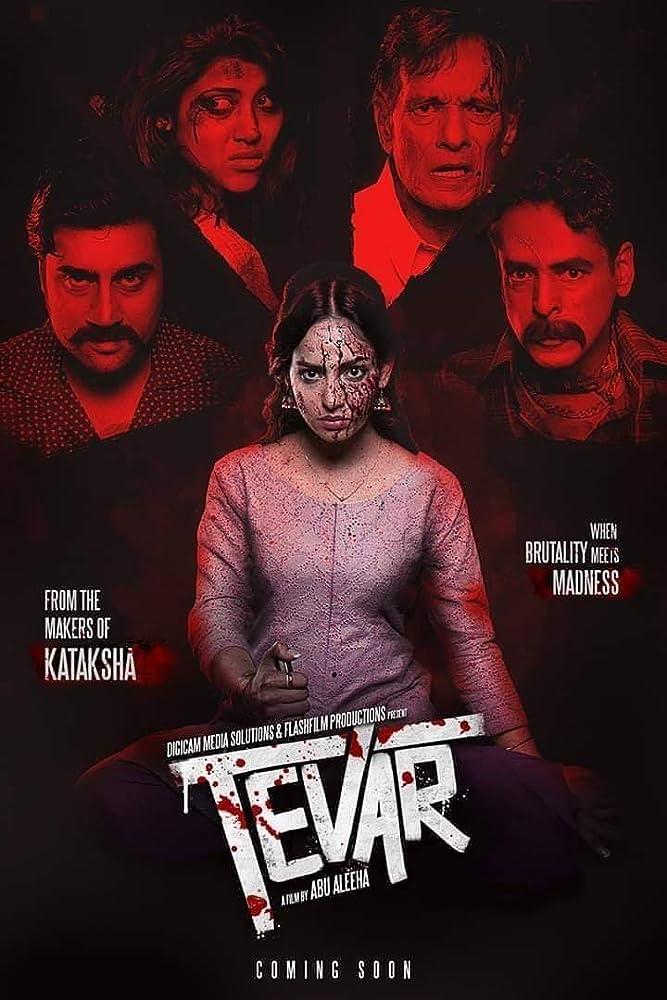 Tevar (2019) Urdu 720p HEVC HDRip x265 AAC ESubs Full  (550MB) Full Movie Download