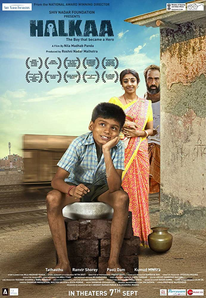 Halkaa (2018) Hindi Proper 720p HDRip x264 1.4GB ESubs