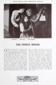 Movie comedy videos download The Street Singer by [480x800]