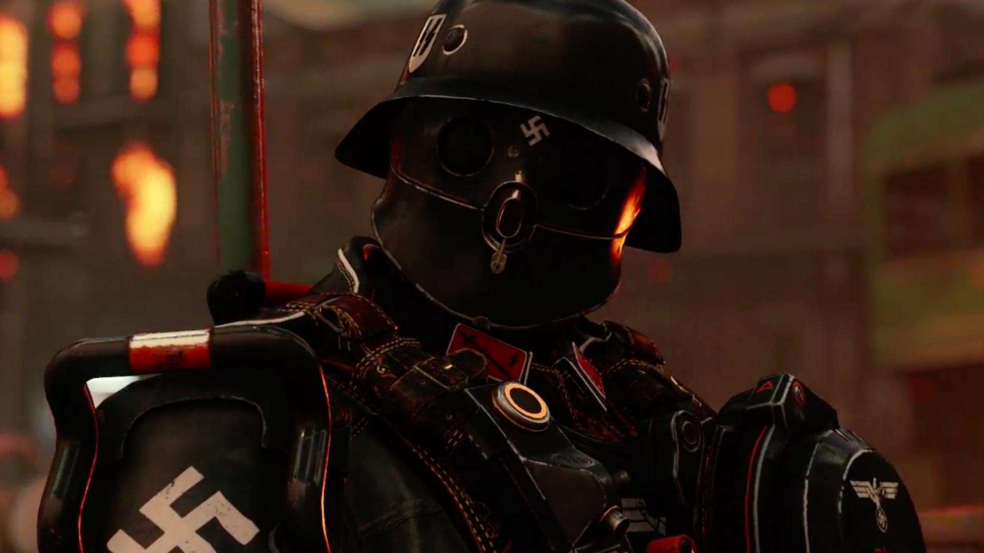 Wolfenstein Ii The New Colossus Video Game 2017 Photo Gallery
