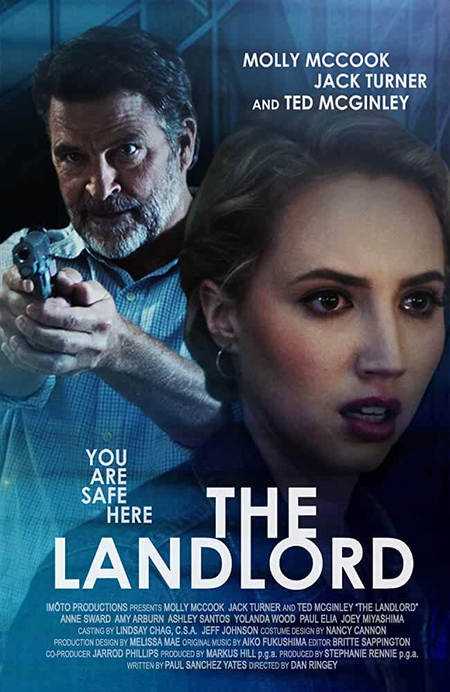 The Landlord (2017)  Dual Audio  480p UNCUT HDRip ESubs 250MB