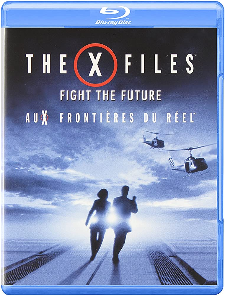 The X Files Fight The Future Blooper Reel 1998