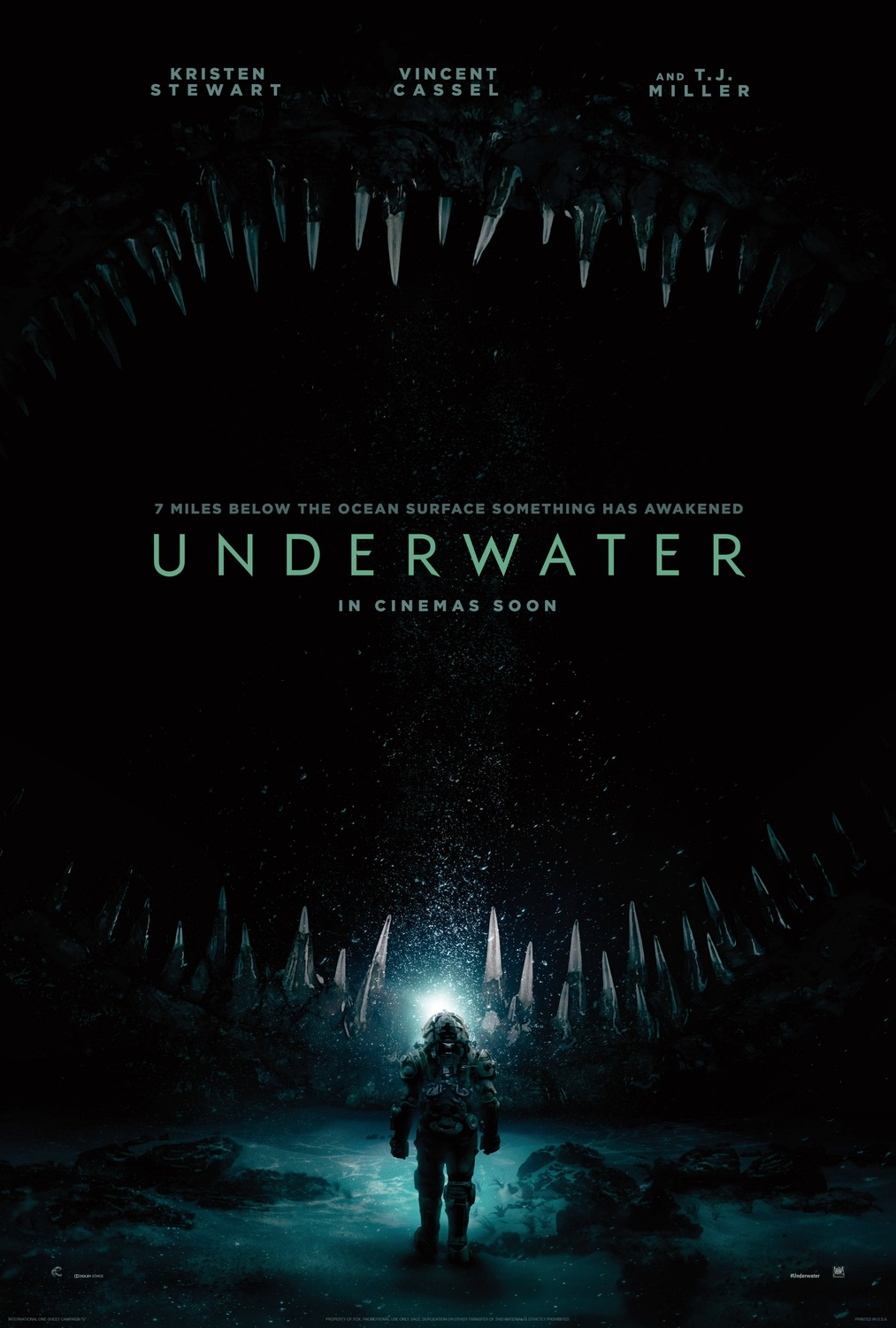 Image result for Underwater poster