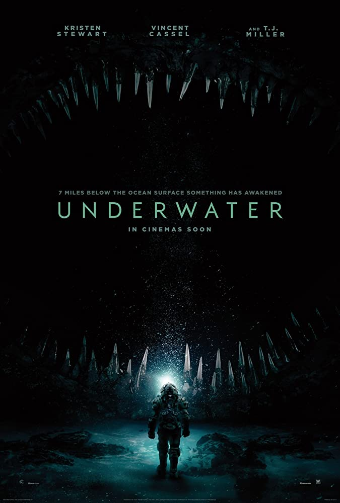 Underwater (2020) Subtitle Indonesia