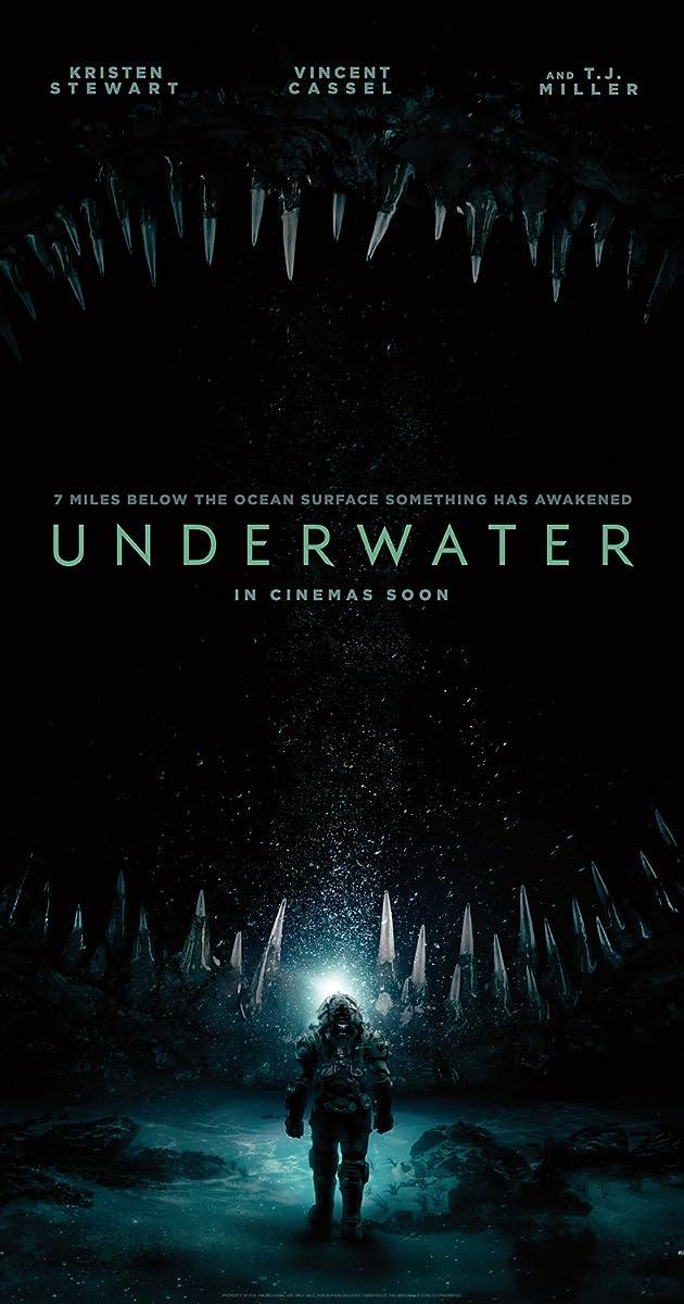 Watch Full HD Movie Underwater (2020)