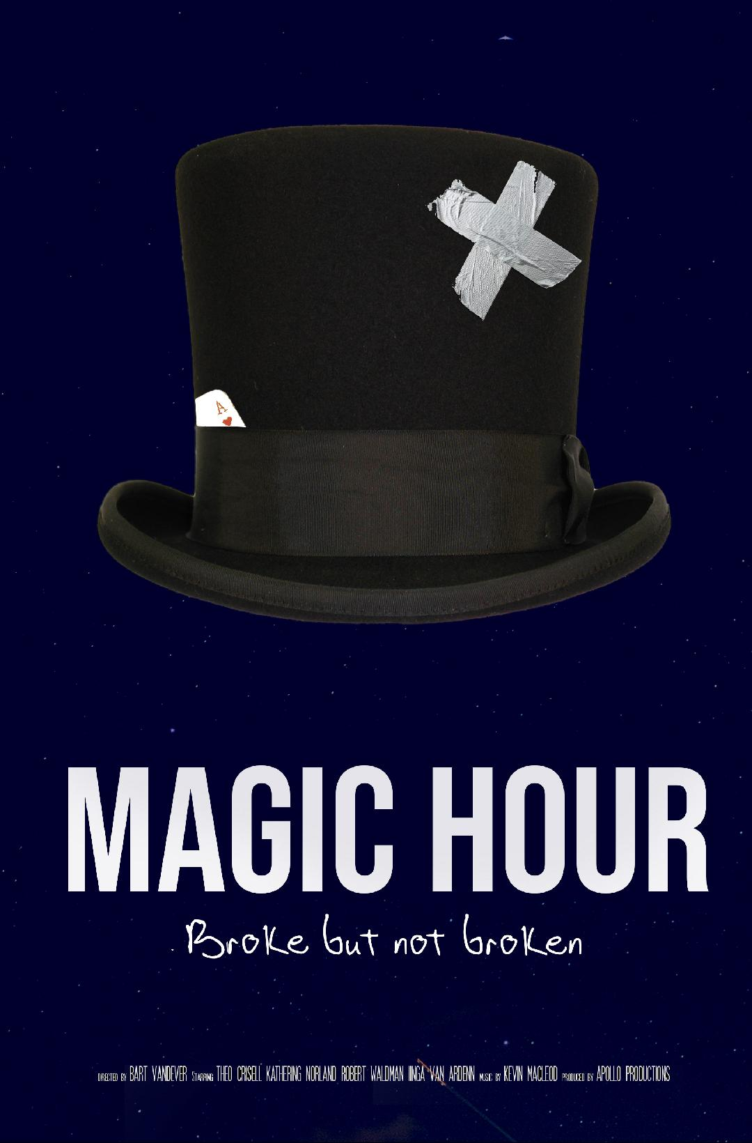 Magic Hour on FREECABLE TV
