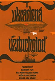 Ukradená vzducholod (1967) Poster - Movie Forum, Cast, Reviews