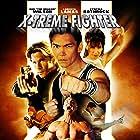 Lorenzo Lamas, Cynthia Rothrock, and Don Wilson in Sci-Fighter (2004)