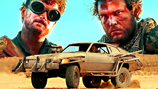 The Mad Max: Roadkill BBQ