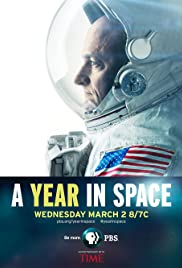 A Year in Space (2016) 720p