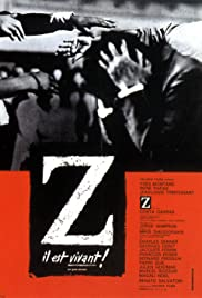 Z (1969) Poster - Movie Forum, Cast, Reviews