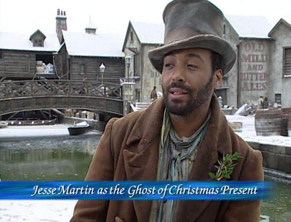Jesse L. Martin in A Christmas Carol (2004)