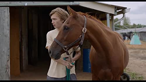 Fifteen-year-old Charley Thompson (Charlie Plummer) arrives in Portland, Oregon with his single father Ray (Travis Fimmel), both of them eager for a fresh start after a series of hard knocks. While Ray descends into personal turmoil, Charley finds acceptance and camaraderie at a local racetrack where he lands a job caring for an aging Quarter Horse named Lean On Pete. The horse's gruff owner Del Montgomery (Steve Buscemi) and his seasoned jockey Bonnie (Chloë Sevigny) help Charley fill the void of his father's absence - until he discovers that Pete is bound for slaughter, prompting him to take extreme measures to spare his new friend's life. Charley and Pete head out into the great unknown, embarking on an odyssey across the new American frontier in search of a loving aunt Charley hasn't seen in years.