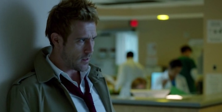 Matt Ryan in Constantine (2014)