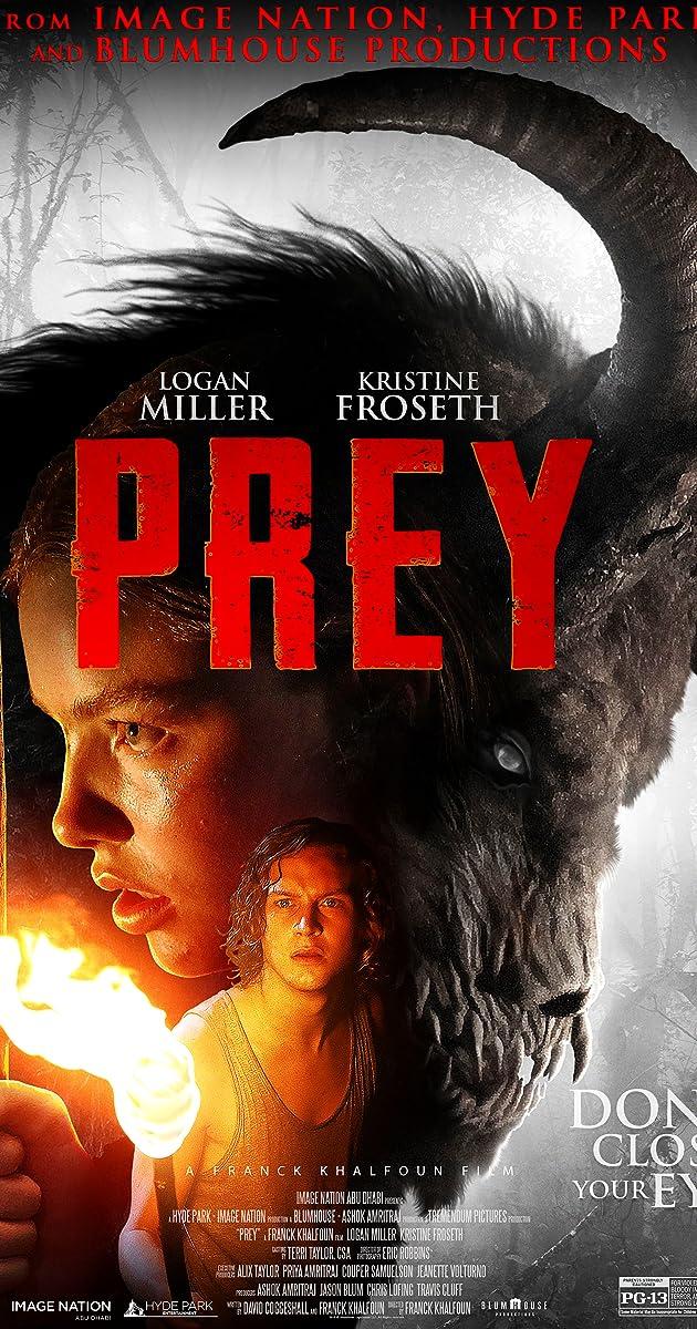 Subtitle of Prey