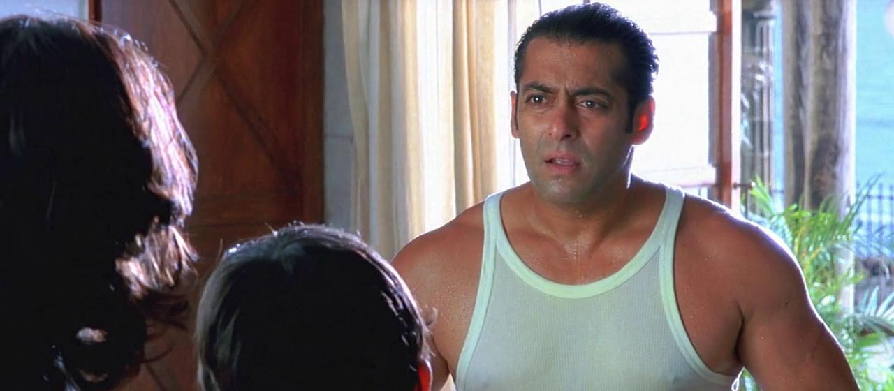 Salman Khan in Partner (2007)