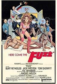 Fuzz (1972) Poster - Movie Forum, Cast, Reviews