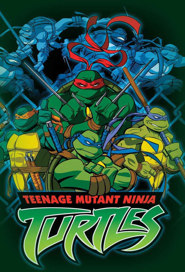 Teenage Mutant Ninja Turtles (TV Series 2003–2010) - IMDb