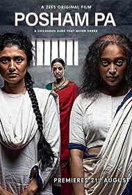 Mahie Gill, Ragini Khanna, and Sayani Gupta in Posham Pa (2019)