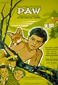 Asbjørn Andersen, Helge Kjærulff-Schmidt, Preben Neergaard, Karl Stegger, Jimmy Sterman, and Ninja Tholstrup in Paw (1959)