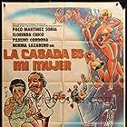 Florinda Chico and Paco Martínez Soria in El alegre divorciado (1976)