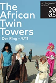 The African Twintowers Poster