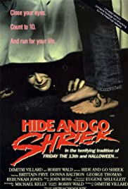 Hide and Go Shriek (1988) Poster - Movie Forum, Cast, Reviews
