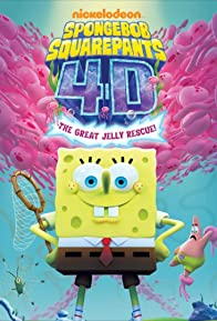 Primary photo for Spongebob Squarepants 4D Attraction: The Great Jelly Rescue