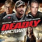Eric Roberts, Daniel Baldwin, and Dean Cain in Deadly Sanctuary (2017)