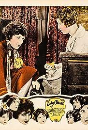Broadway Lady Poster