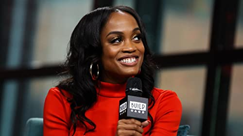 """BUILD: Rachel Lindsay on Re-Watching Moment She Saw Bryan on """"The Bachelorette"""""""