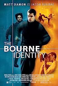 Matt Damon, Franka Potente, and Nicky Naudé in The Bourne Identity (2002)
