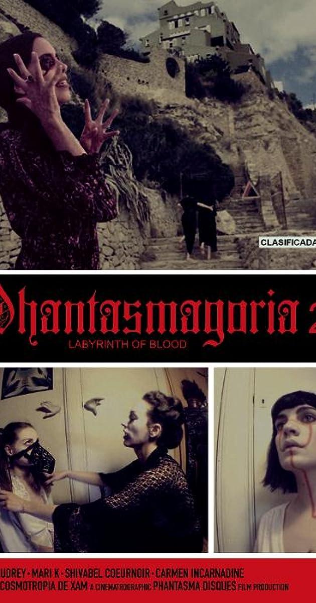 Phantasmagoria 2: Labyrinths of blood (2018) - IMDb