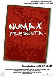 Numax presenta... Poster