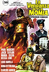 Primary photo for The Mummy's Revenge