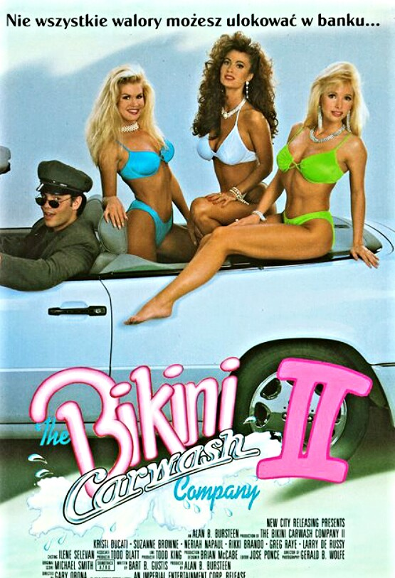Bikini Car Wash Company Ii