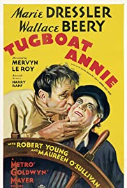 Tugboat Annie (1933) Poster - Movie Forum, Cast, Reviews