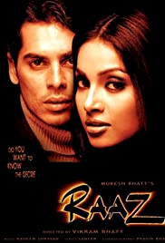 Raaz (2002) Poster - Movie Forum, Cast, Reviews