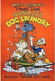 Donald's Dog Laundry (1940) Poster - Movie Forum, Cast, Reviews