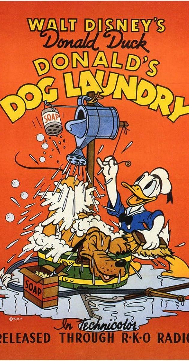 Donald's Dog Laundry (1940)