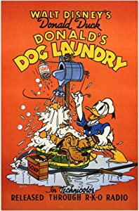 Watch rent online for free full movie Donald's Dog Laundry by Jack King [Avi]