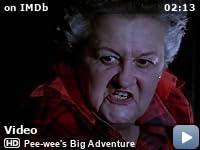 Pee wee herman imdb