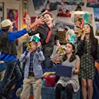 Isaak Presley, Michael Campion, Elias Harger, and Soni Bringas in Fuller House (2016)