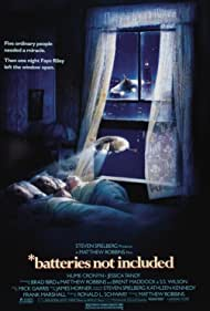 *batteries not included (1987) Poster - Movie Forum, Cast, Reviews