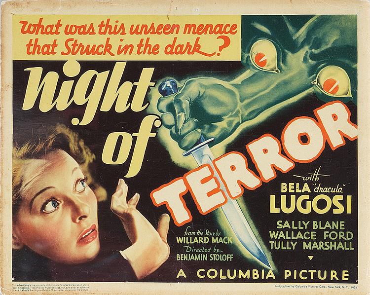 Night of Terror (1933) - IMDb