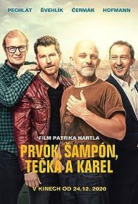 Primary photo for Prvok, Sampon, Tecka a Karel