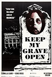 Keep My Grave Open (1977) Poster - Movie Forum, Cast, Reviews