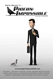 Pigeon: Impossible Poster