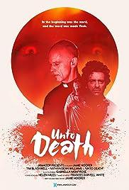 Unto Death Poster